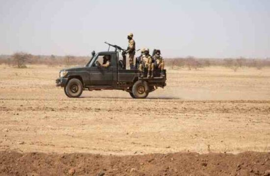 An attack on a village,Northern Burkina Faso
