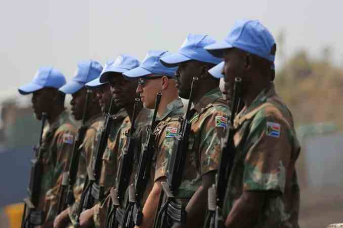 Southern African soldiers,Southern African countries are preparing to send soldiers to Mozambique