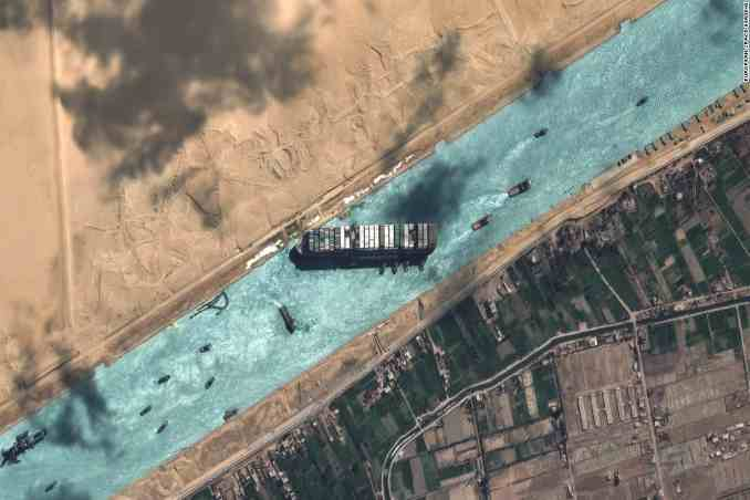 the widening of the Suez Canal,africa breaking news