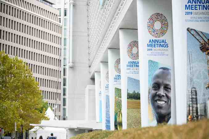 African leaders are requesting $100 billion,World Bank fund,recover economically