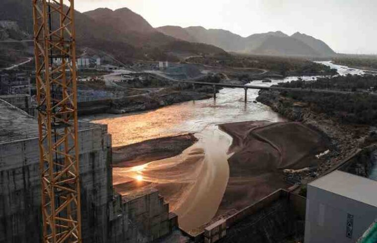 Ethiopia completes second-year filling of mega-dam,the Blue Nile