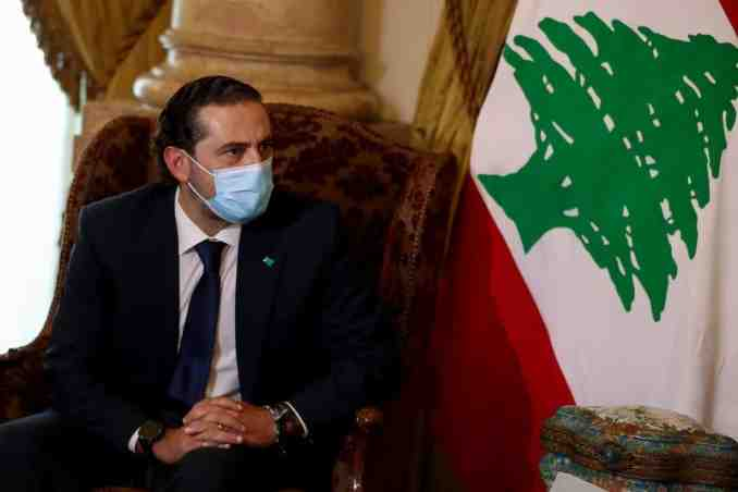 Egypt's Sisi extends Cairo's full support,Lebanese crisis,Lebanon's Prime Minister-designate Saad al-Hariri
