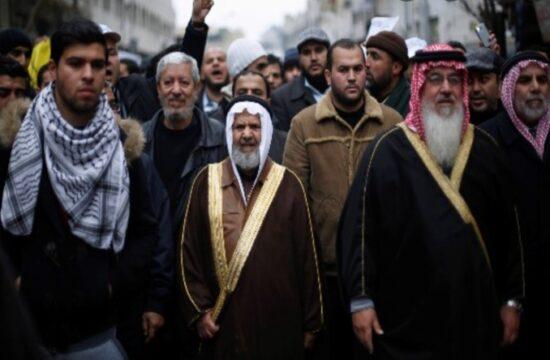 muslim brotherhood has increased in arab nations