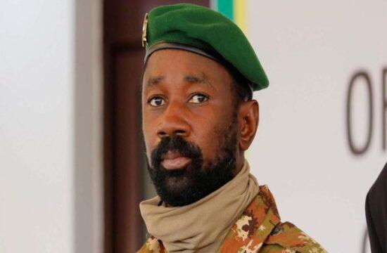 President of Mali survives assassination attempt,Assimi Goita