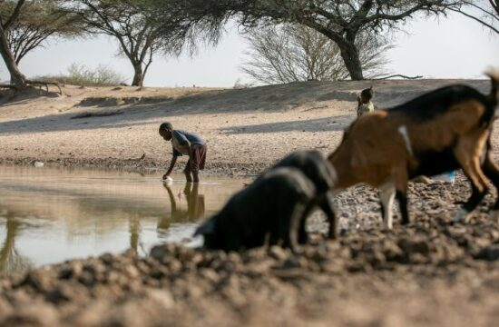 Long walk for a drop of water in Angola,water scarcity in angola,africa breaking news