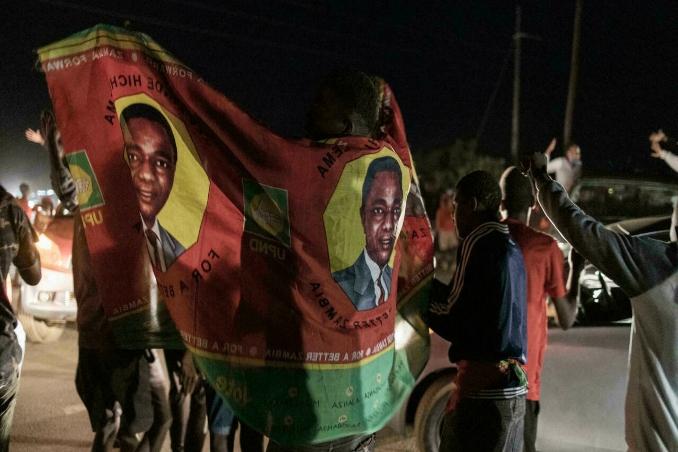 hichilema wins zambia election