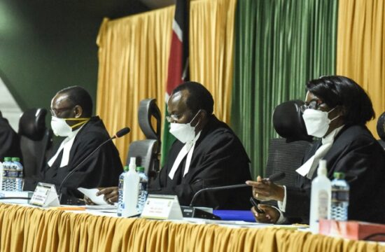 kenya court's decision on constitutional changes