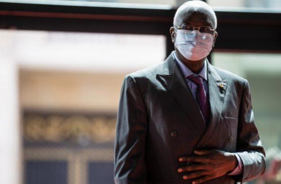 mali releases former interim president
