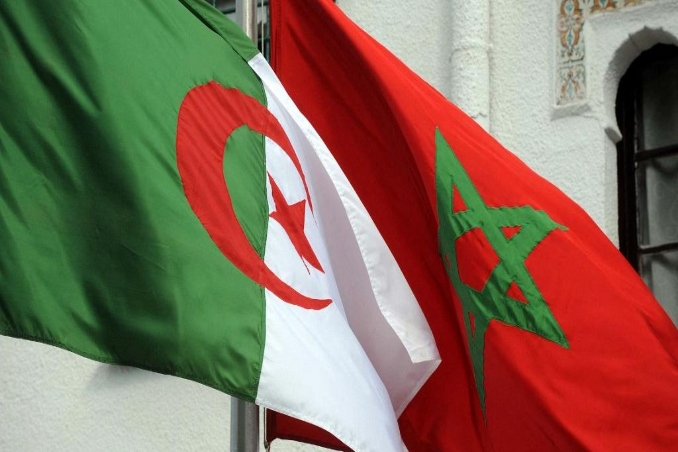 moroccans reacted to algiers' proclamation