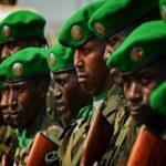 rwandan soldiers