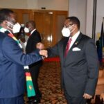 sadc leaders praise zambia