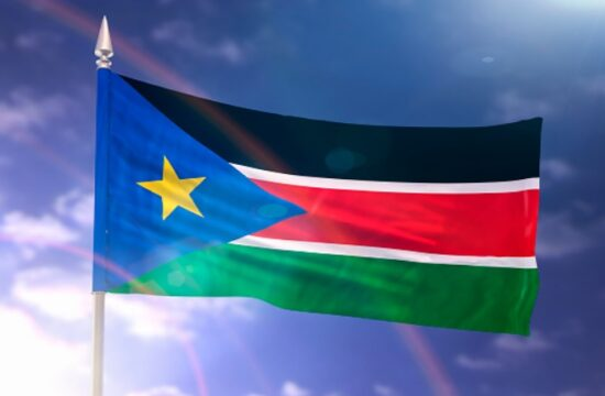 south sudan swears in a new parliament