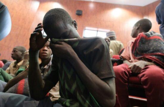 Gunmen kidnap school students in Nigeria