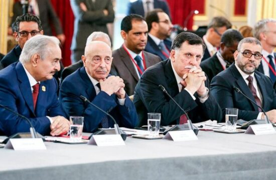 Libyan Parliament speaker calls for elections