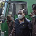 Tanzanian opposition leader appeared in court (1)