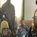 The Guinean military claims the President has been seized