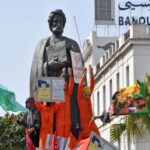 a tunisian wounded in the arab spring sets fire to himself hefiane