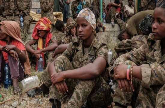 tigray forces have been accused of mass murde