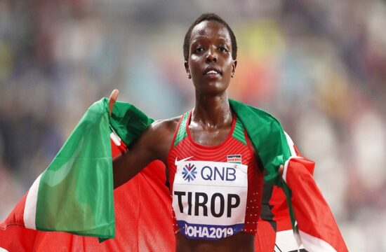 agnes tirop an olympian died at the age of 25