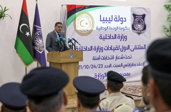 candidates for upcoming elections in libya can start registering from november