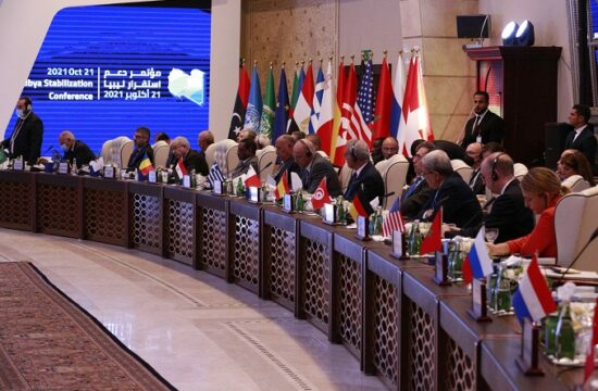 international conference in libya ahead of december elections