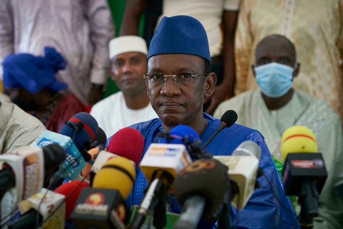 mali reaches out to morocco for help towards securing peaceful 2022 elections