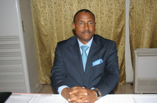mohamed beavogui a development expert has been named prime minister by the guinean junta