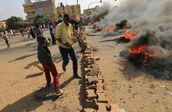 sudan unrest politics