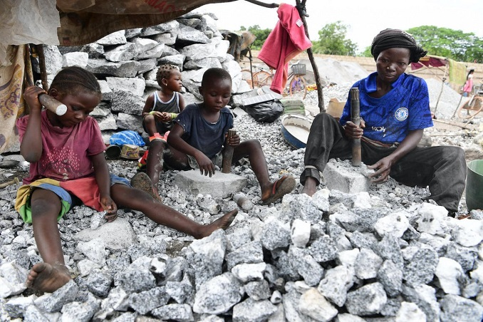 thousands of children pushed into child labour in africa during covid 19