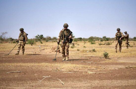 three police officers were killed in a jihadist attack in niger